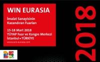 WIN EURASIA 2018 Yaklaşıyor…