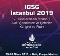 ICSG İSTANBUL 2019  (7.Uluslararası İstanbul Akıllı Şebekeler ve Şehirler Kongre ve Fuarı)